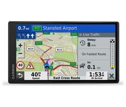 "GARMIN DriveSmart 65 MT-D 6.95"" Sat Nav - Full Europe Maps"