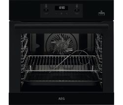 SteamBake BES356010B Electric Steam Oven - Black
