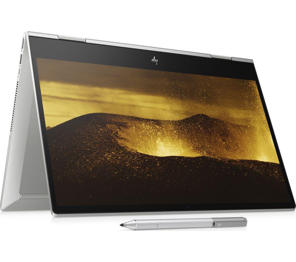 "HP ENVY x360 15.6"" Intel® Core™ i5 2 in 1 - 256 GB SSD, Silver"