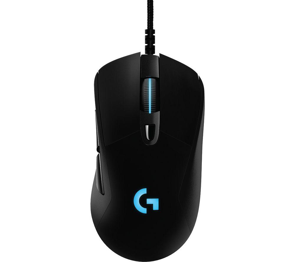 G403 HERO RGB Optical Gaming Mouse