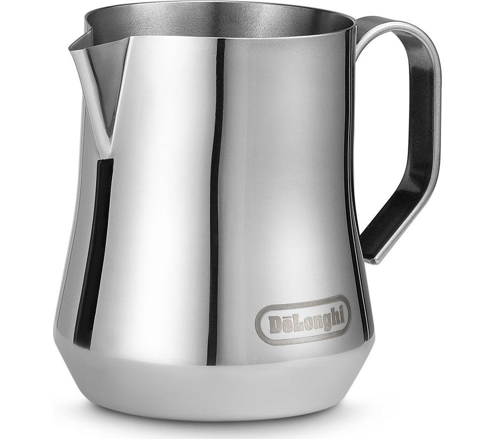 DLSC060 Milk Frothing Jug - Silver