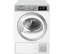 DHT81LUK 8 kg Heat Pump Tumble Dryer - White