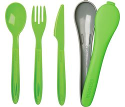Tritan Cutlery Set