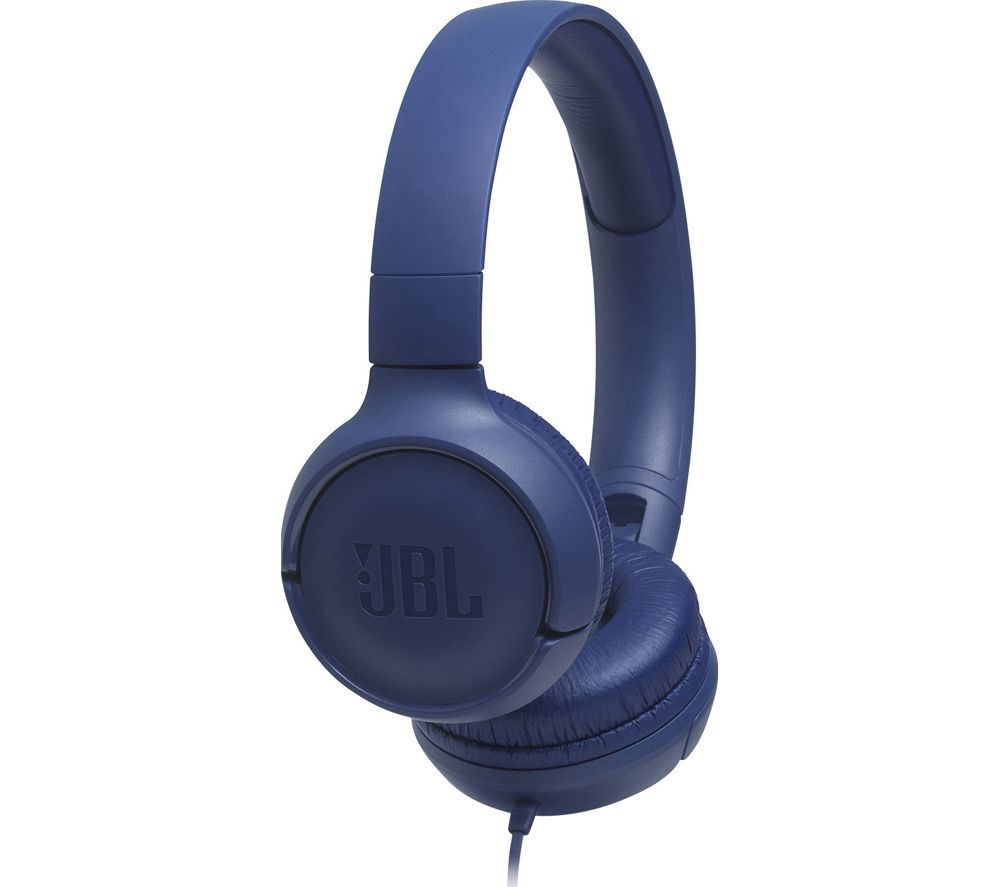 TUNE 500 JBLT500BLU Headphones - Blue