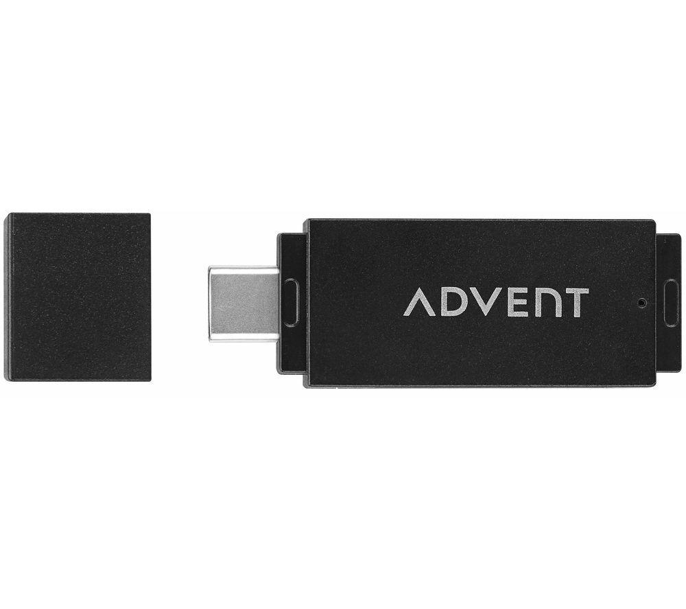 ADVENT ACRTPC20 USB Type-C Memory Card Reader