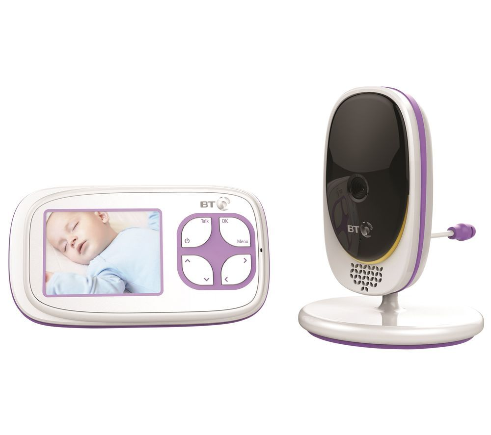 Image of BT 088304 Video Baby Monitor 3000