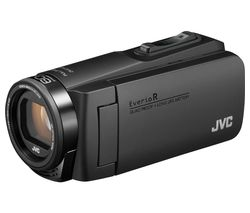 Everio R GZ-R495BEK Camcorder with Case - Black