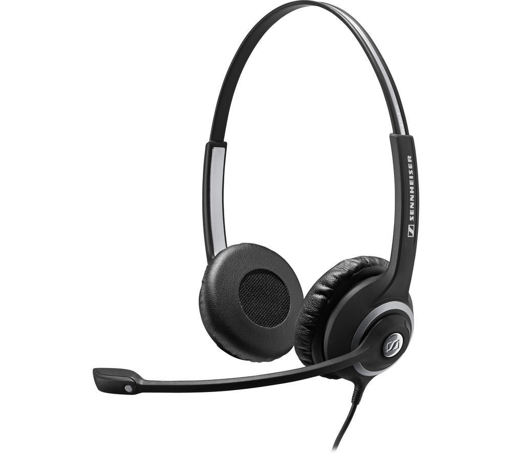 Image of SENNHEISER Circle SC 260 MS II Headset - Black, Black