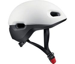 Mi Commuter QHV4010GL Helmet - White