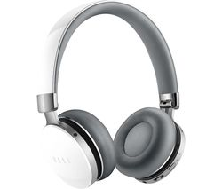 Canviis 99-00015-050301 Wireless Bluetooth Noise-Cancelling Headphones - White