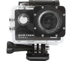 Rebel Full HD Action Camera - Black