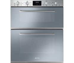 DUSF400S Electric Built-under Double Oven - Silver