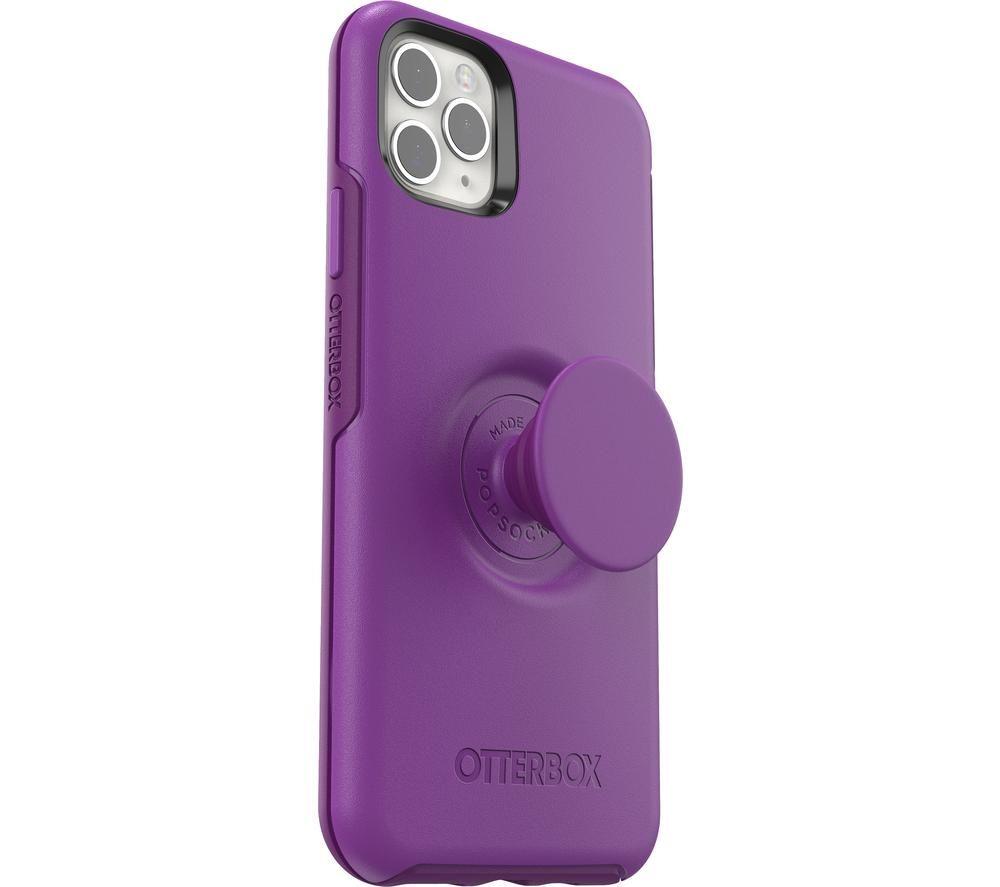 OTTERBOX Otter Pop Symmetry Apple iPhone 11 Pro Max Case - Purple, Purple