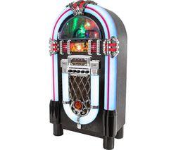 I60013 Bluetooth Jukebox - Brown