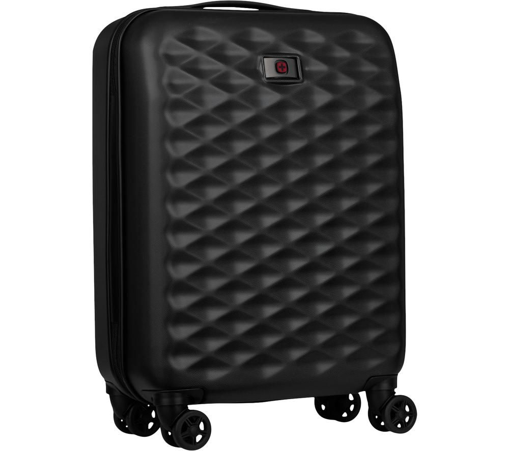 WENGER Lumen 604336 Hardside Luggage - Black