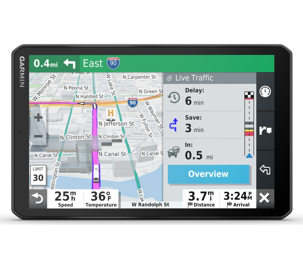 "GARMIN Camper 890 MT-S 8"" Sat Nav - Full Europe"
