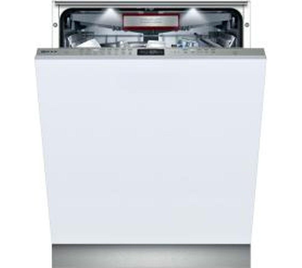 NEFF N70 S515U80D2G Full-size Fully Integrated Dishwasher