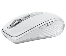 MX Anywhere 3 for Mac Wireless Darkfield Mouse - Pale Grey