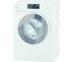 W1 TwinDos WWD 660 WiFi-enabled 8 kg 1400 Spin Washing Machine - White