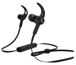 Connect 00184020 Wireless Bluetooth Earphones - Black