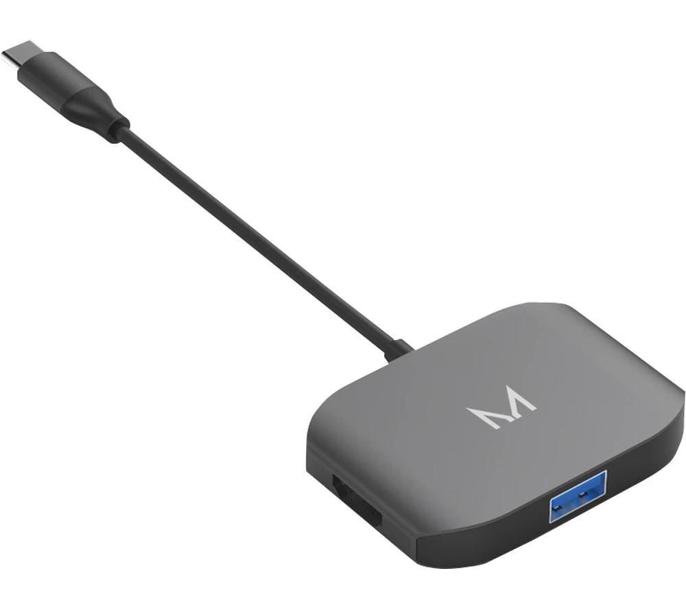 Image of MOYORK Lynk 3-port USB Type-C Connection Hub