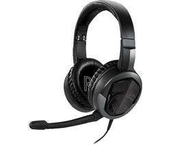 Immerse GH30 V2 Gaming Headset - Black & Grey