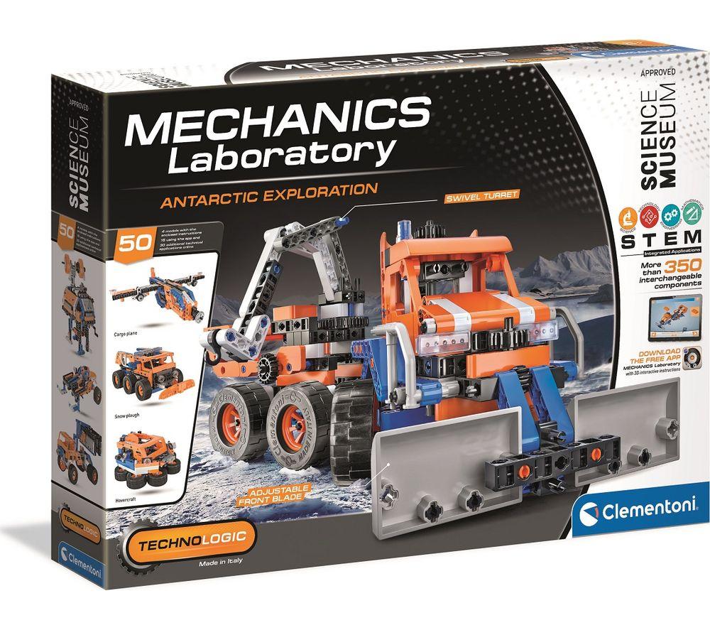SCIENCE MUSEUM Antarctic Exploration Mechanics Kit