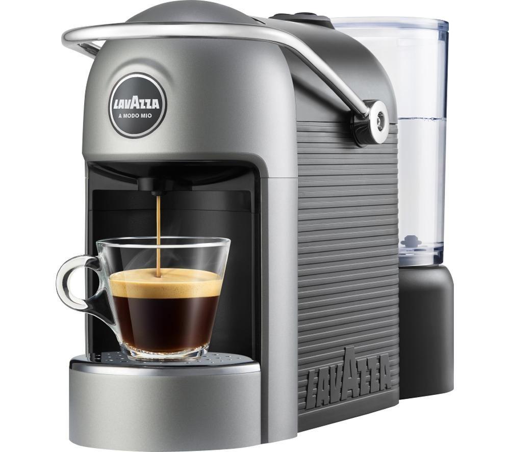 LAVAZZA A Modo Mio Jolie Plus Coffee Machine - Grey, Grey