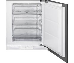 UKU8F082DF1 Integrated Undercounter Freezer - Fixed Hinge