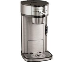 The Scoop 49981-SAU Filter Coffee Maker - Silver