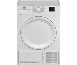 DTLCE70051W 7 kg Condenser Tumble Dryer - White
