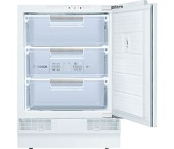 BOSCH Serie 6 GUD15A50GB Integrated Undercounter Freezer