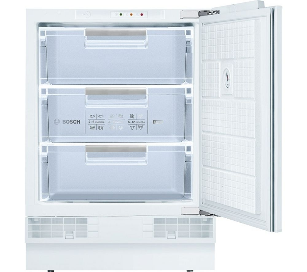 BOSCH GUD15A50GB Integrated Undercounter Freezer