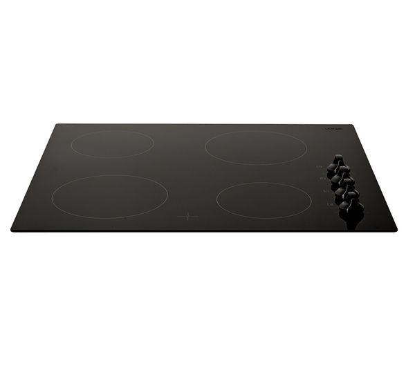 ESSENTIALS  CCHOBKN13 Electric Ceramic Hob - Black, Black
