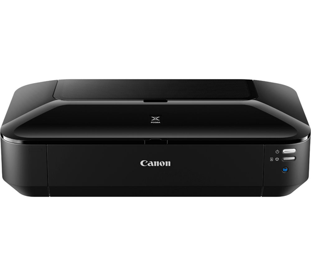 CANON PIXMA iX6850 Wireless A3 Inkjet Printer + PGI-550XL/CLI-551 Cyan, Magenta, Yellow & Black Ink Cartridges - Multipack