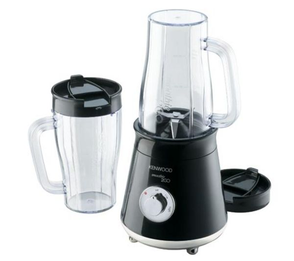 KENWOOD SB056 Smoothie 2GO Smoothie Maker, Black