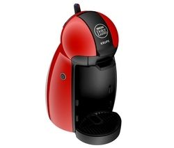 DOLCE GUSTO by Krups Piccolo KP100640 Hot Drinks Machine - Red