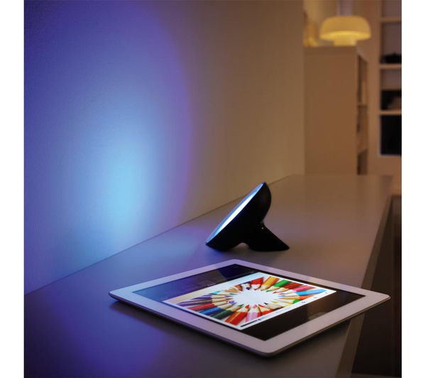 Buy Philips Hue Bloom Wireless Smart Table Lamp Free Delivery Currys
