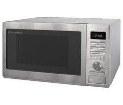 RUSSELL HOBBS RHM3002 Combination Microwave - Stainless Steel