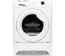 ZANUSSI ZDH8333W Heat Pump Tumble Dryer - White