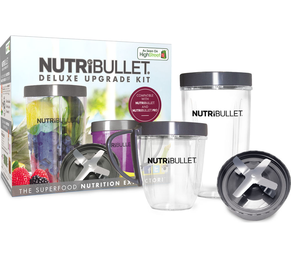 Cheapest price of Nutribullet Accessory Kit in new is £21.35