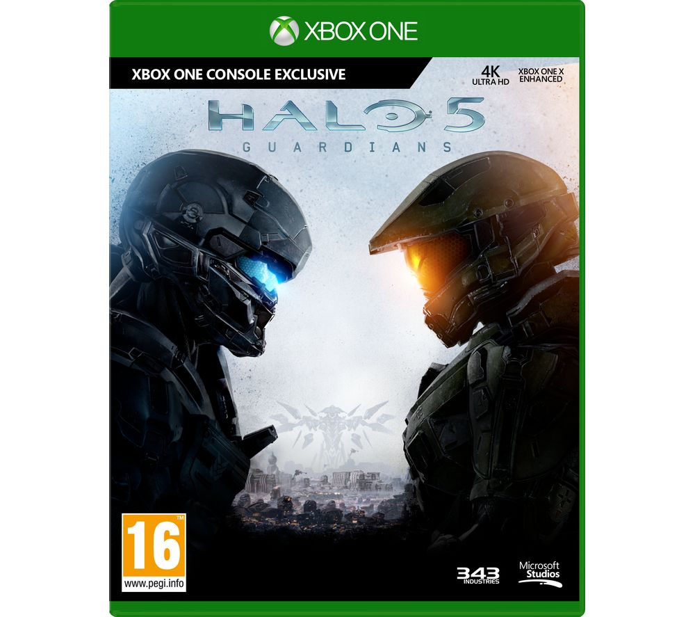 Image of XBOX ONE Halo 5: Guardians