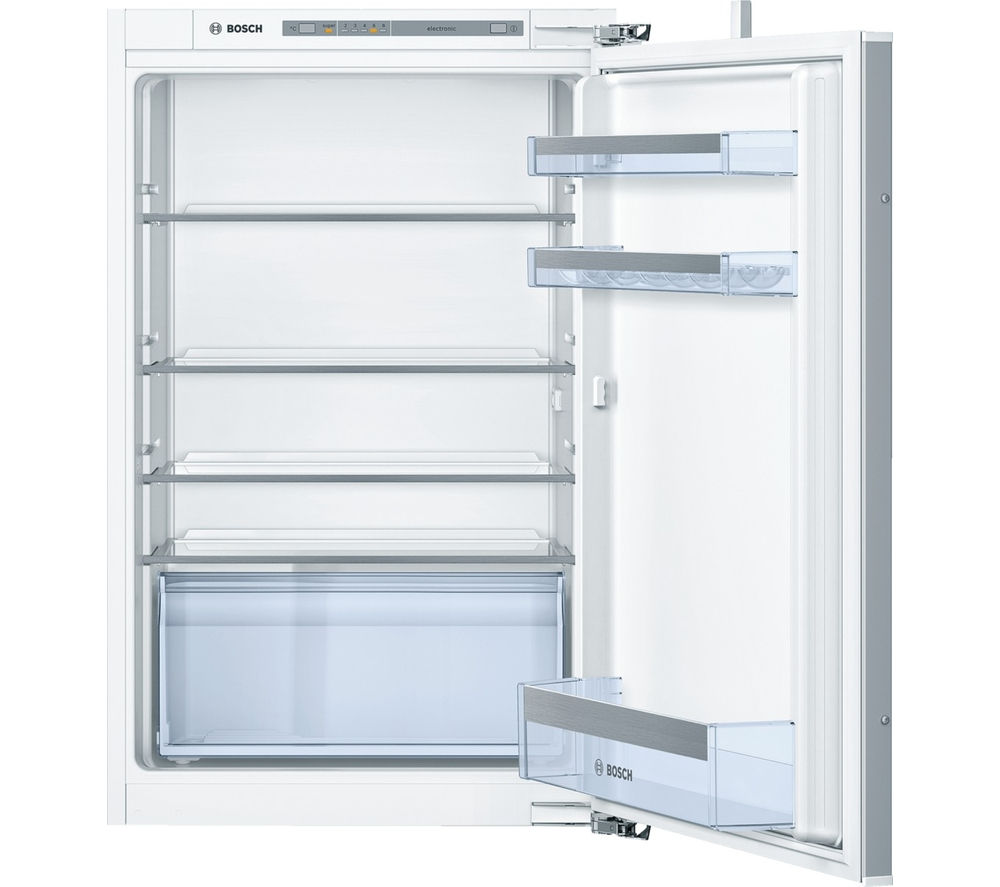 BOSCH Serie 4 KIR21VF30G Integrated Fridge