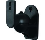 AVF EAK50B Wall Mount Tilt & Swivel Speaker Brackets