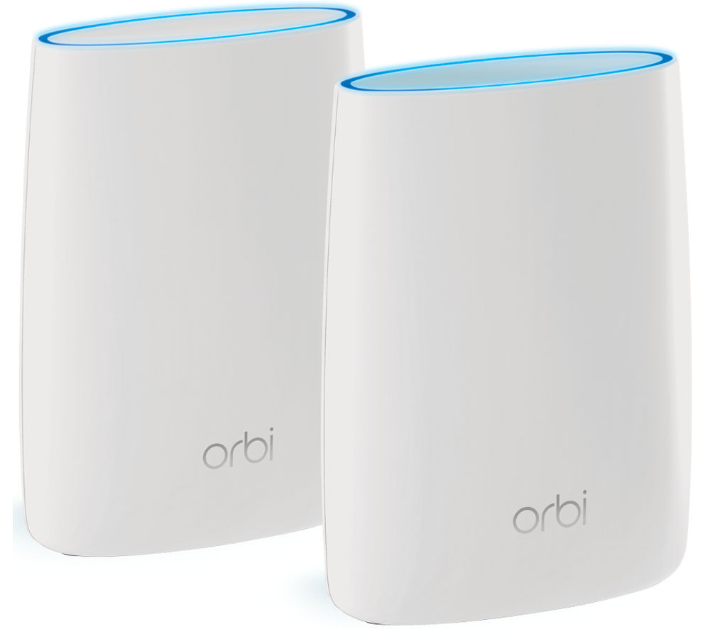 Buy NETGEAR Orbi RBK50 Whole Home WiFi System - Twin Pack