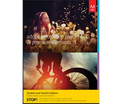 ADOBE Photoshop Elements 15 & Premiere Elements 15 Student & Teacher Edition