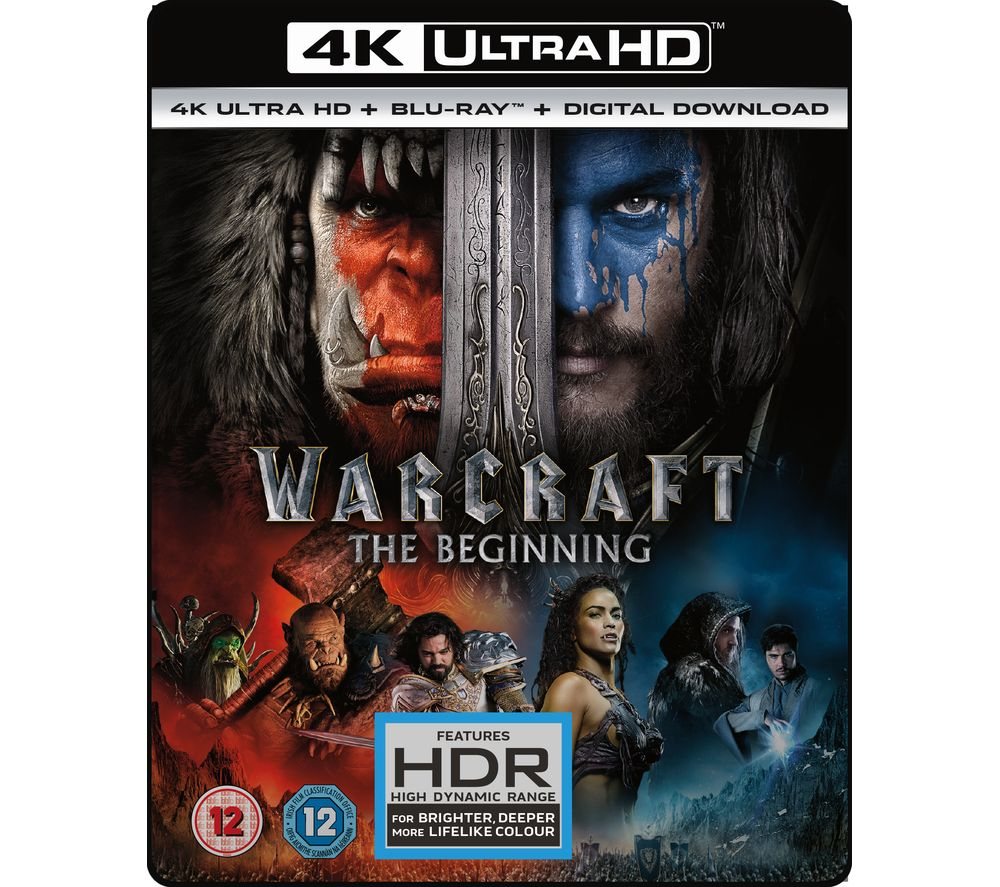 Compare prices for Universal Warcraft UHD