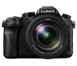 PANASONIC DMC-FZ2000EB High Performance Bridge Camera - Black