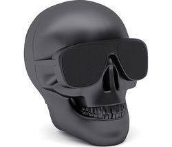 JARRE Aero Skull Nano Wireless Portable Speaker - Matte Black