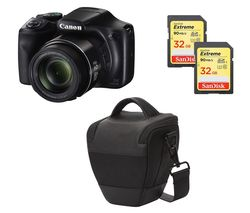 CANON PowerShot SX540 HS Bridge Camera - Black
